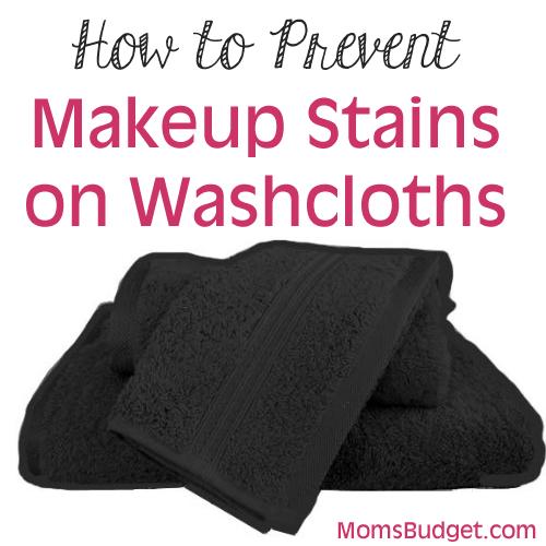 makeupstains washcloth