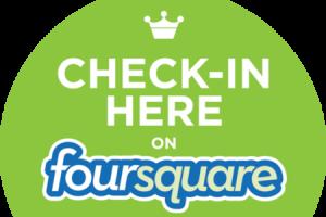 Four Square check in