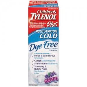 dyefreetylenol